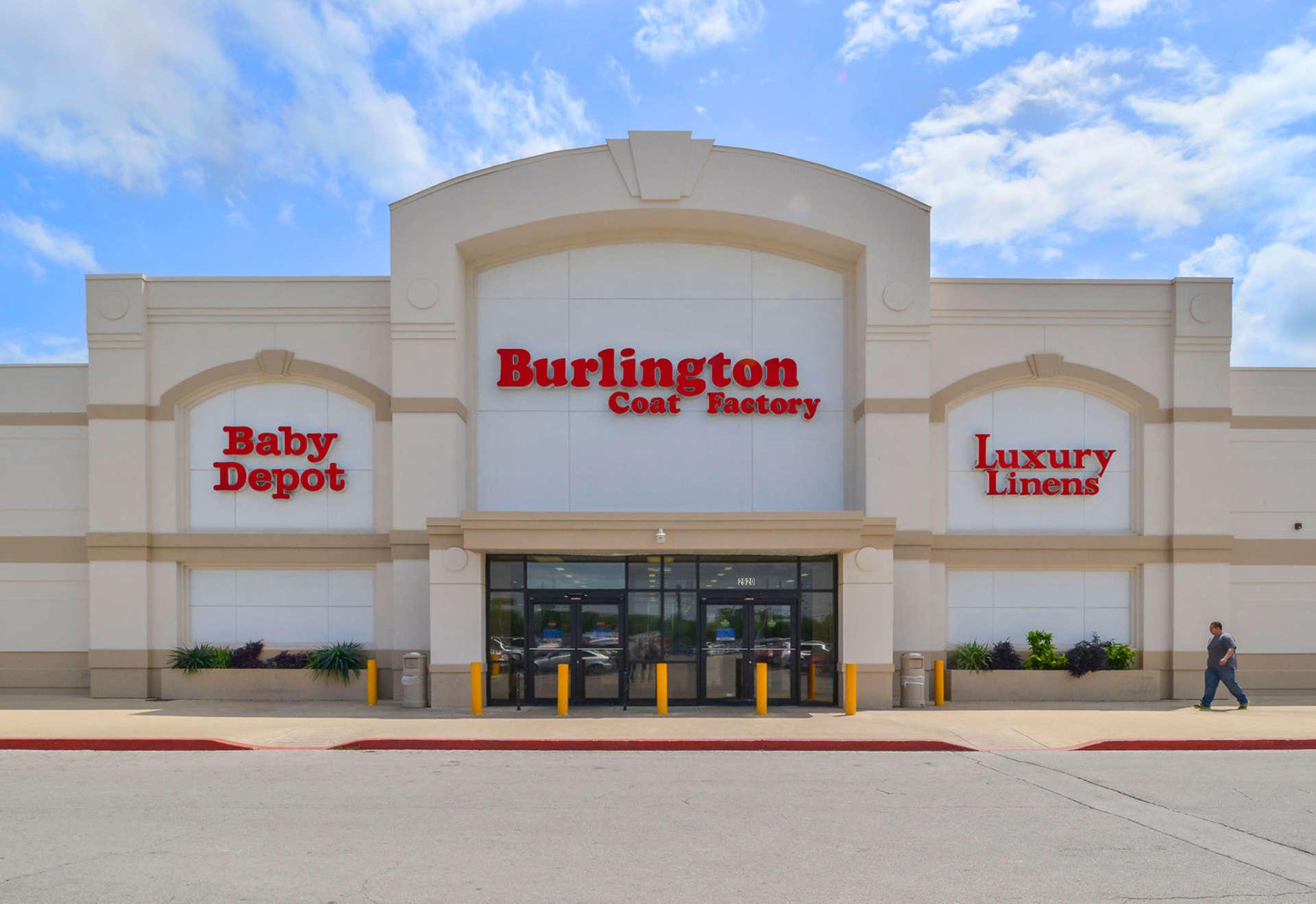 call burlington coat factory