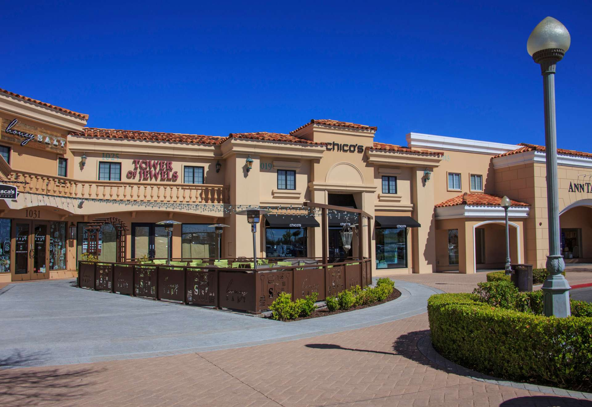 Kite Realty Rampart Commons